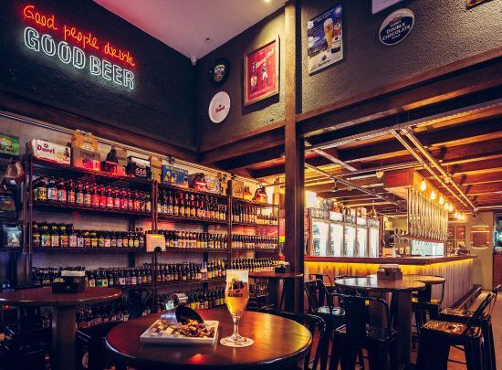 Artesanato Junino Com Rolo De Papel Higienico ~ BeerDock Madalena, Recife Comentários de restaurantes