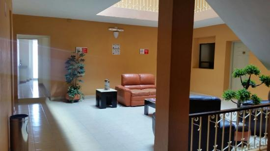 Posada Guadalupe Hotel: Primer piso