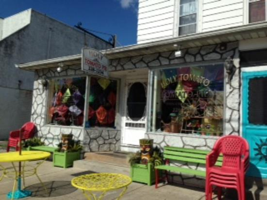 Blackwood, Nueva Jersey: Outside view of Holy Tomato in Blakwood, NJ