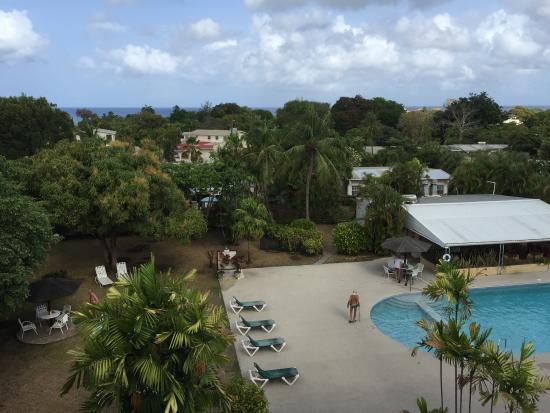 Holetown, Barbados: Goldenview Condominium Apartments
