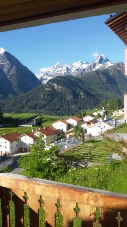 Ftan, Swiss: Blick nach Westen