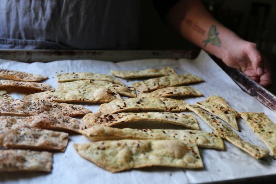 Williamstown, MA: Housemade Crackers