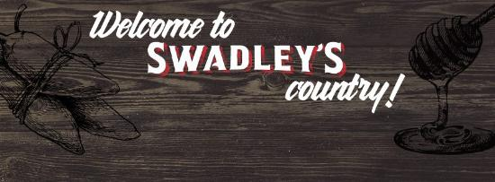 Swadley's Bar-B-Q: Welcome to Swadley's Country