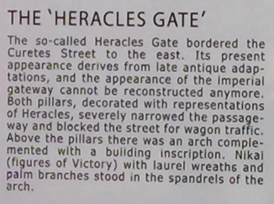 Heracles Gate: Explanation