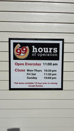 Littleton, Nueva Hampshire: opening hours