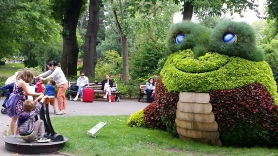 Jardin des plantes photo de jardin des plantes nantes tripadvisor for Jardin des plantes nantes de nuit