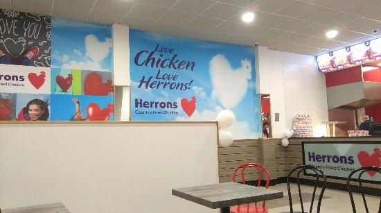 Herrons Country Fried Chicken