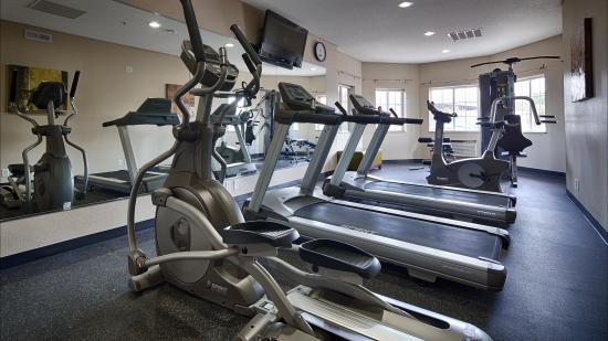 BEST WESTERN Old Mill Inn: Fitness Center