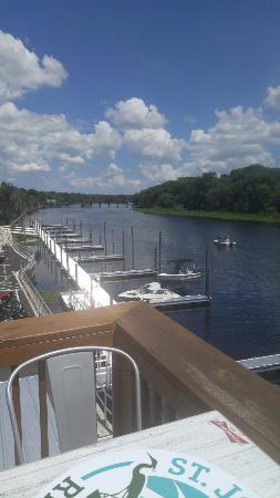 Saint John's River Grille