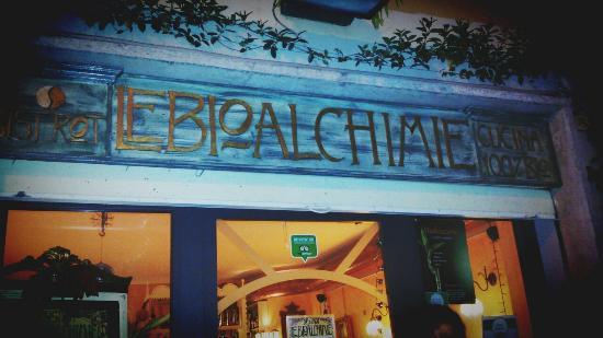 Le Bioalchimie : Sinergia.