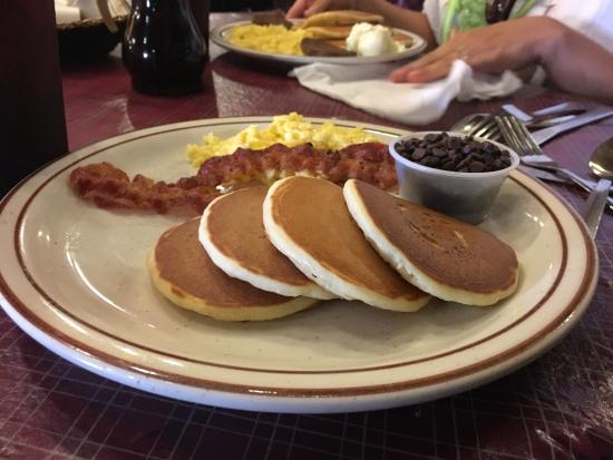 No Longer In Pigeon Forge   Review Of Log Cabin Pancake House, Gatlinburg,  TN   TripAdvisor