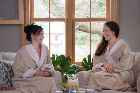 Trumansburg, estado de Nueva York: Time for you and a friend to have private time