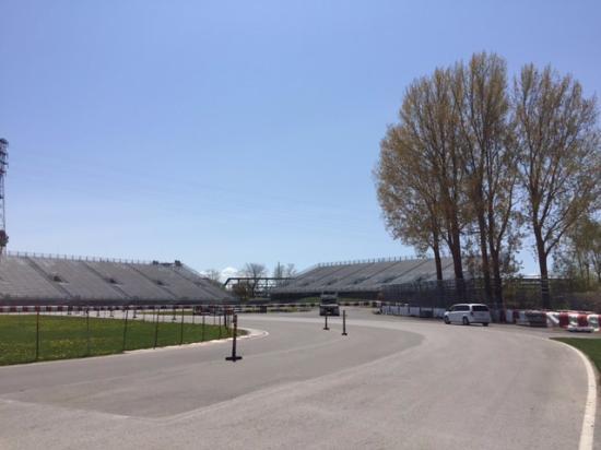 Circuito Gilles Villeneuve : Circuito picture of circuit gilles villeneuve montreal