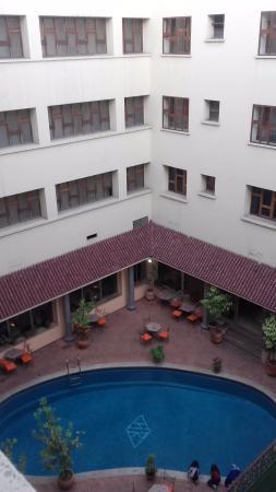 Hotel Rif: .piscine