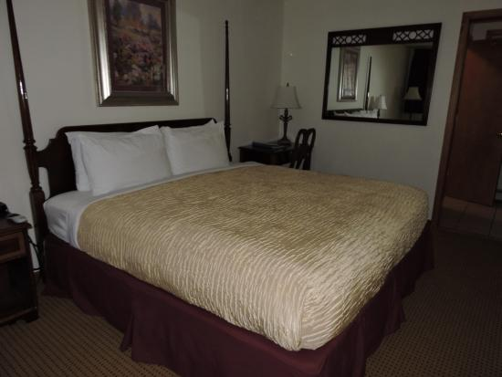 Ouray Victorian Inn: Rooms were very clean and had plugin stations that we found to be a nice very feature.