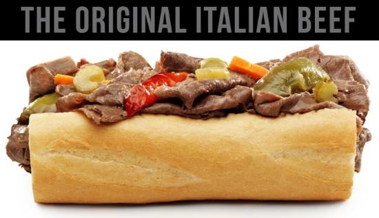 ‪‪Glendale Heights‬, إلينوي: Buona - The Original Italian Beef‬