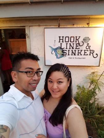 Hook, Line & Sinker : First time @ Hook Line & Sinker
