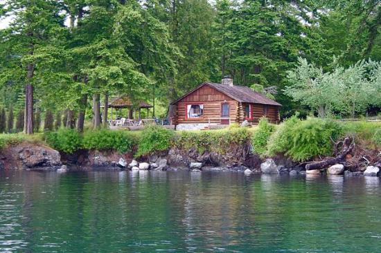 Lonesome Cove Resort : The San Juan Cabin