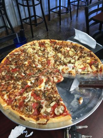 3rd generation Pizza-N-more