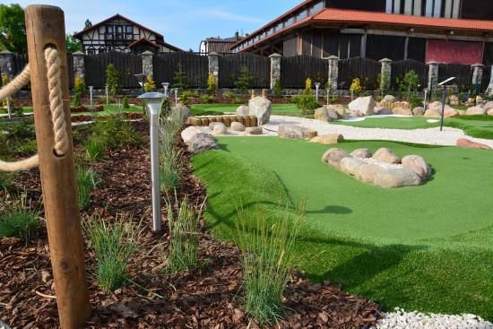 Adventure Golf Park Leba