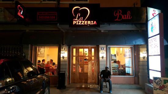 La Pizzeria Bali