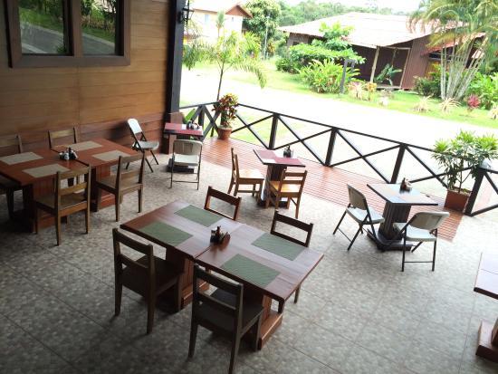 Hotel Arenal Green: Restaurant