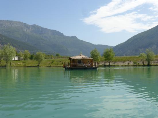 Le Lac Bleu Photo
