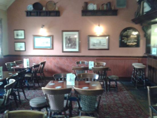 The Old John Peel Inn: Dining area