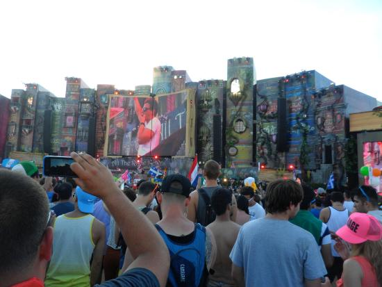 Fairburn, Géorgie : TomorrowWorld 2013, Main Stage