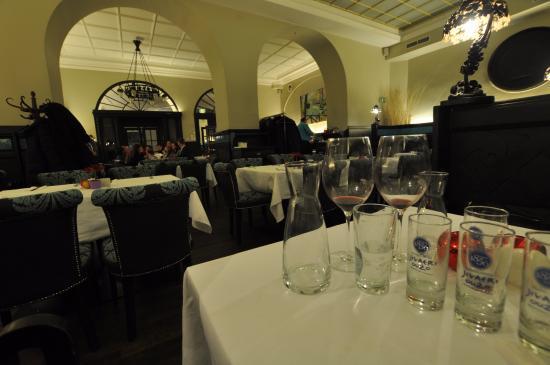 Restaurant Orpheus: Foto Fabiolla Loureiro