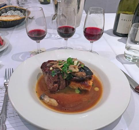Parkside, Australië: Absolutely superb fillet steak!
