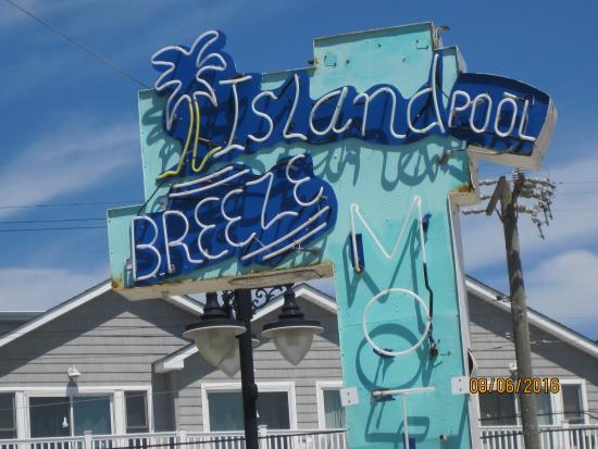 Island Breeze Motel North Wildwood New Jersey