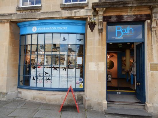 Bath Tourist Information Office: バース観光案内所