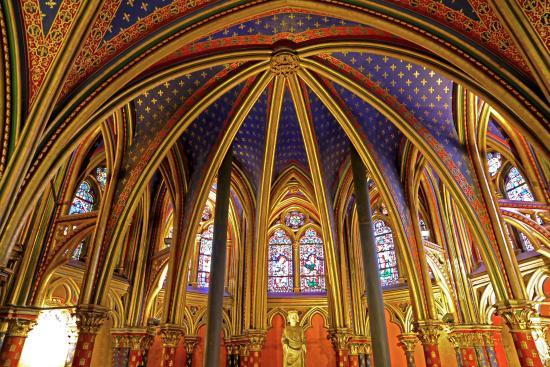 Paris, Fransa: Sainte-Chapelle #1