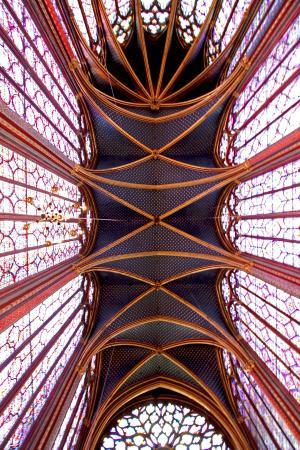 Paris, Fransa: Sainte-Chapelle #2
