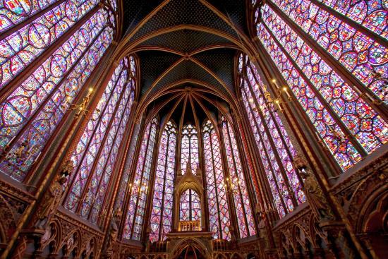 Paris, Fransa: Sainte-Chapelle #3