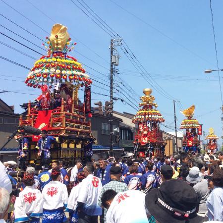 Fushiki Hikiyama Festival