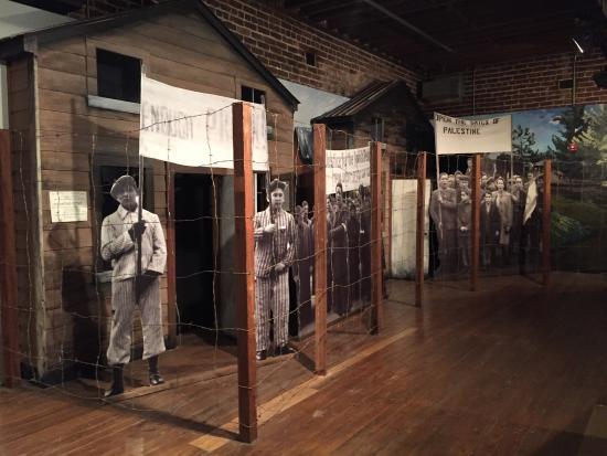Virginia Holocaust Museum: Powerful!
