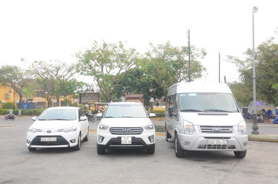 Hoi an Airport Transfer