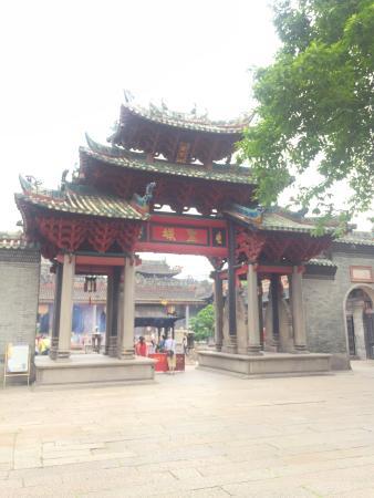 Confucius Temple of Foshan: Bellisimo este templo... Me encanto venir