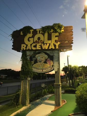 Professor Hacker's Lost Treasure Golf and Raceway: photo1.jpg