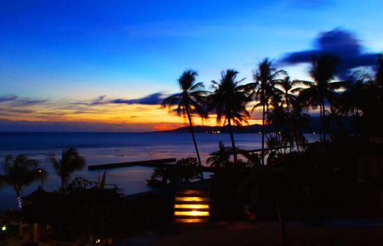 Bali Shangrila Beach Club: view from rooftop
