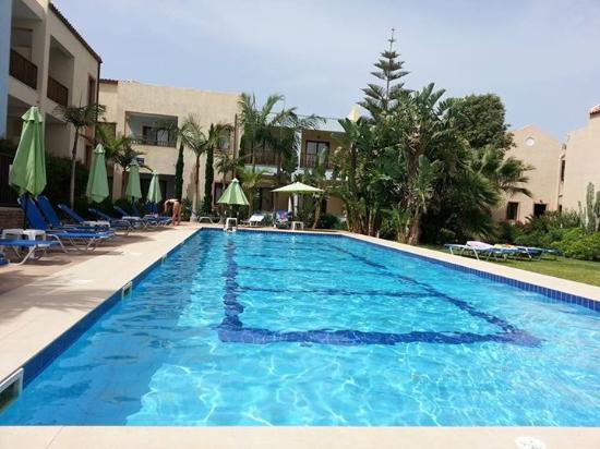 Hotel Blue Sea Apartments: Basseng 2. (min favoritt)