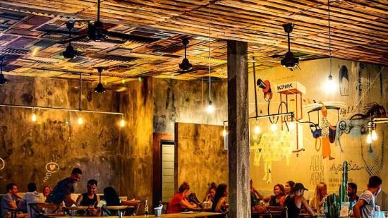 KRNK Cafe & Restaurant