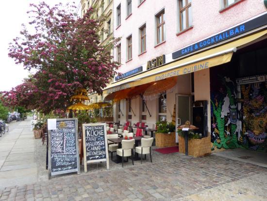 Asin: Oderberger Strasse 11