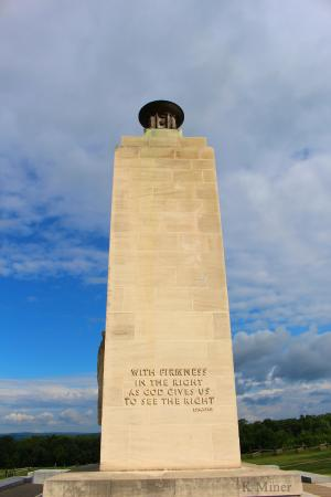 The Eternal Light Peace Memorial