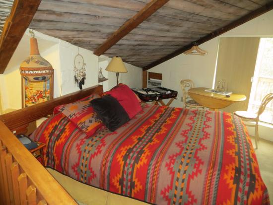 Sedona Bear Lodge: Indian Gardenの部屋