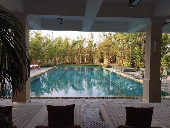 Some pictures from Ananda, outstanding, green immaculate spa