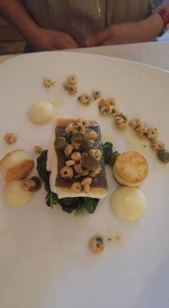 Cranbrook, UK: The halibut