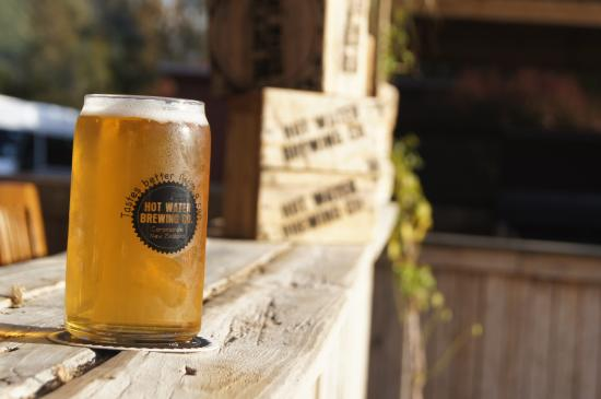 Hot Water Brewing Co: Cheers to the winter long  weekend
